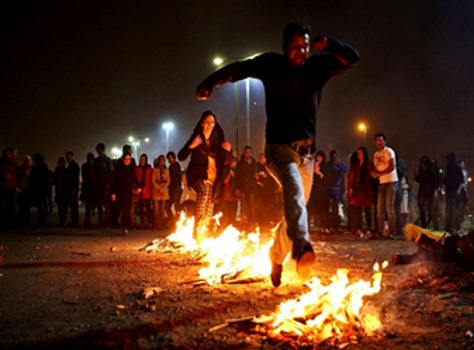 Chaharshanbeh Suri - Culture & Religion